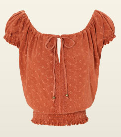 gypsy tops jane norman peasant top omhidvt