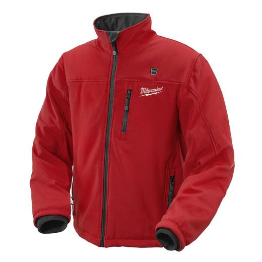 heated jackets m12™ cordless lithium-ion red heated jacket kit | milwaukee tool henhyrp