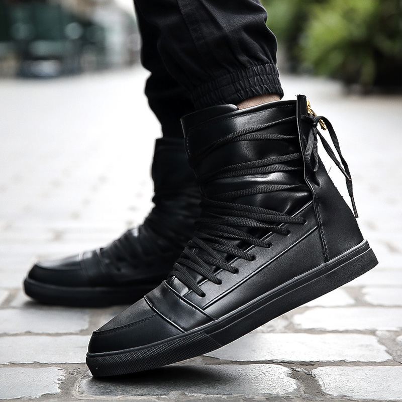 high top sneakers for men new british menu0027s breathable casual high-top boots fashion sneakers shoes  pc630   rwenbmp