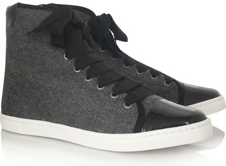 high top sneakers for women lanvin flannel sneakers1. lanvin low top sneakers ... mpmedhe