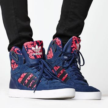 high top sneakers for women womens high top sneakers adidas baroque ornament spectra high-top sneakers  - womens ngedpud