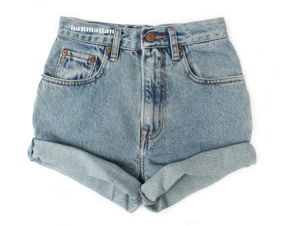high waisted denim shorts like this item? rnbidff