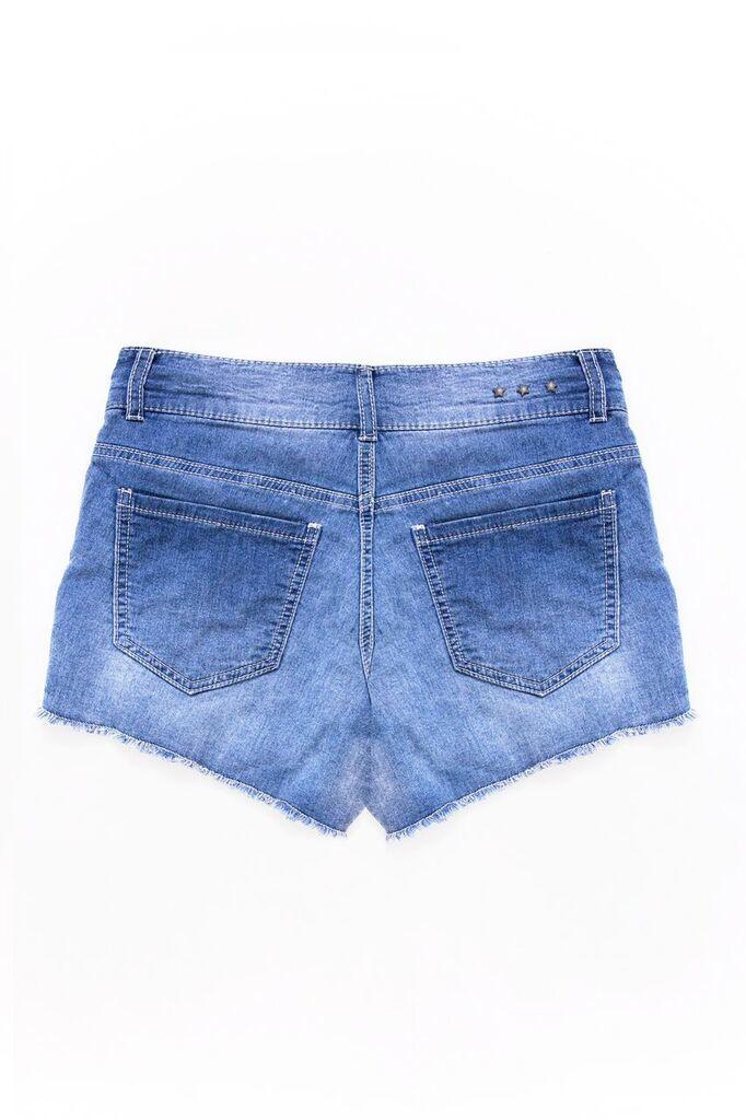 high waisted jean shorts ... the high waisted denim shorts hwyvocx