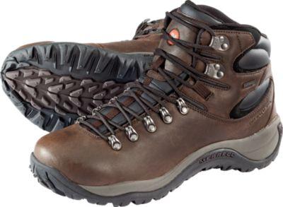 hiking boots merrell® menu0027s reflex waterproof all-leather mid hikers scevkai