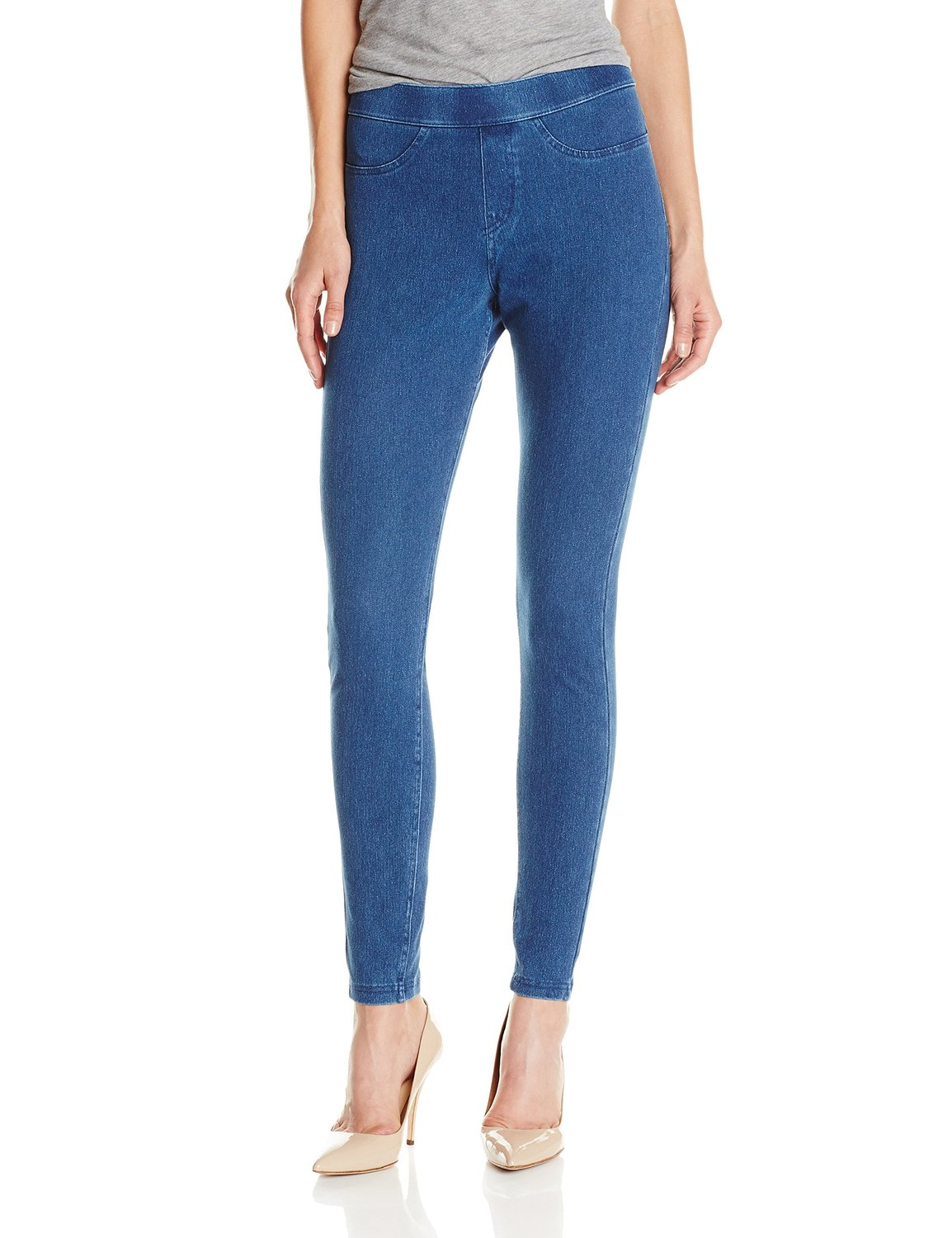 hue womenu0027s curvy fit jeans leggings: amazon.ca: clothing u0026 accessories stgkgkx