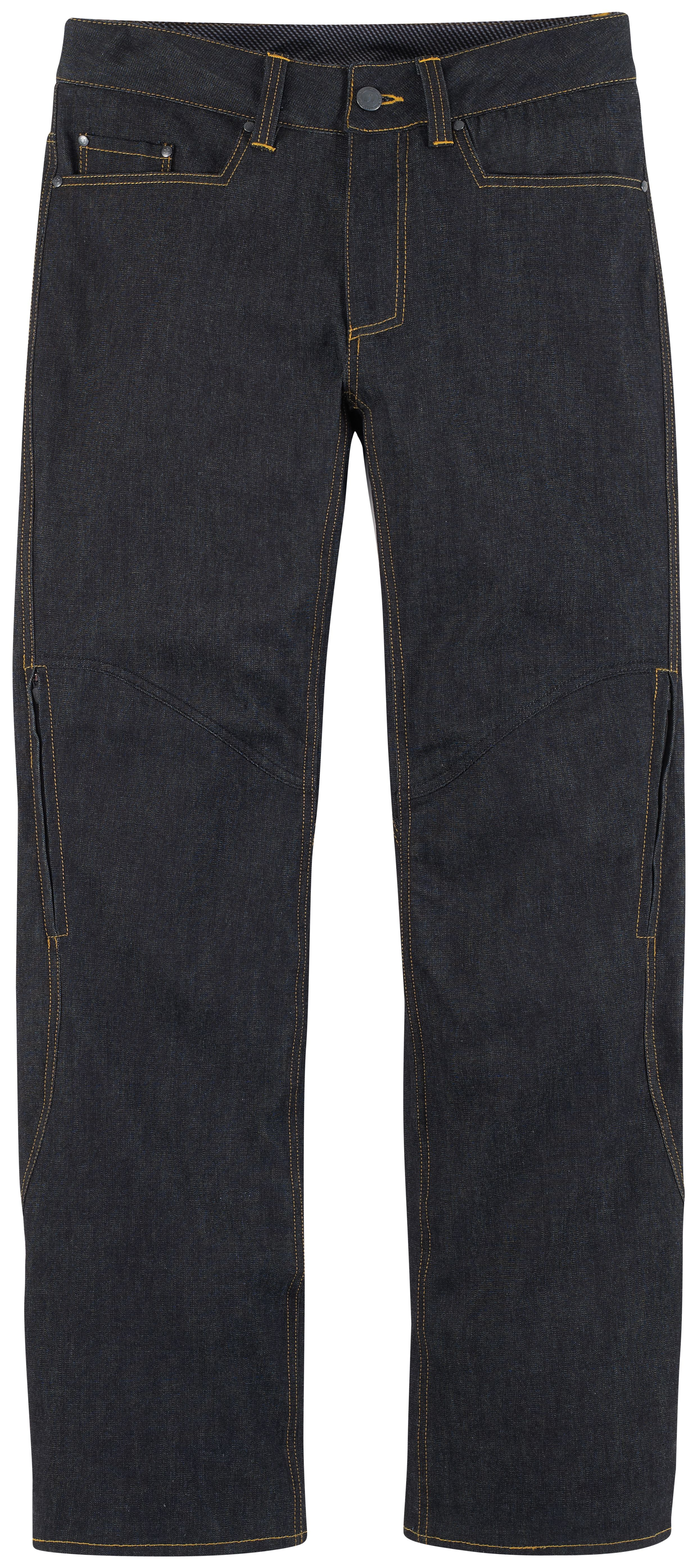 icon insulated denim pants - revzilla nskwvlh