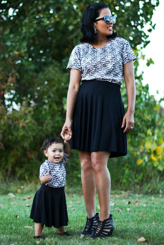 items similar to mommy and me pink shirt ,mommy and me outfits eazkcjb