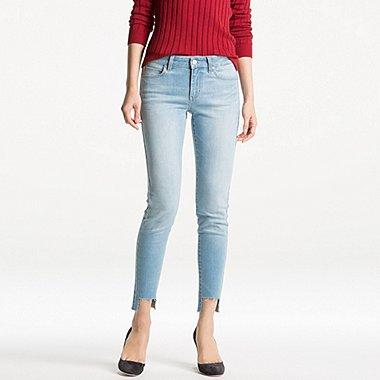 jeans for women women ultra stretch jeans, blue, medium dpthzto
