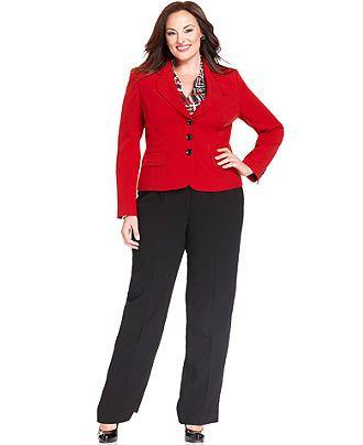 kasper plus size suit separates collection - plus size suits u0026 separates - wkjpcmf
