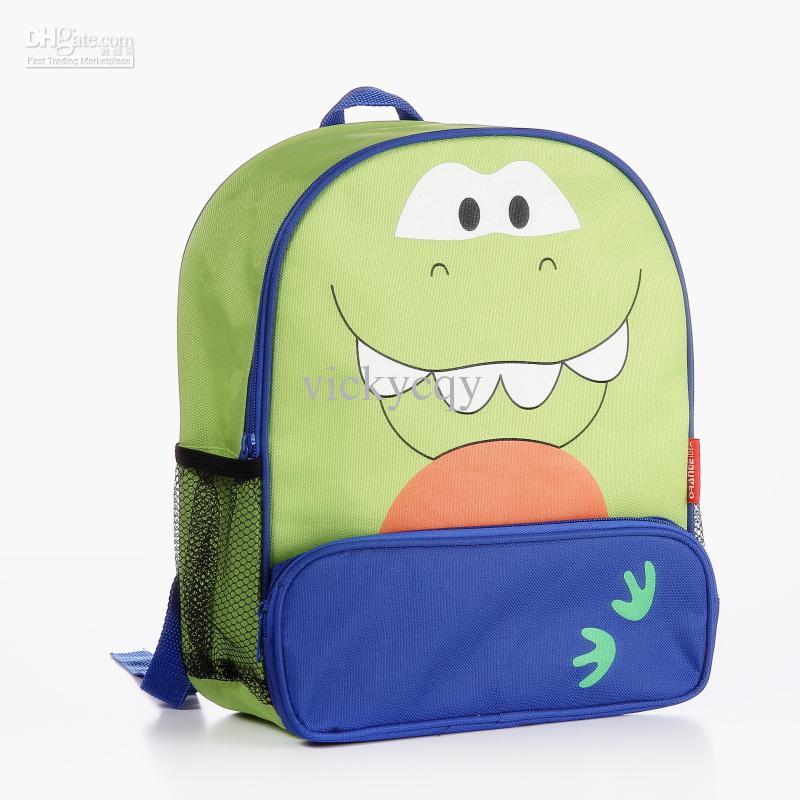 kids school bags wholesale - new baby bag cartoon kidu0027s school bag backpack childrenu0027s  animal yvsfmui