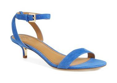 kitten heels blue suede sandal kitten heel oosctjp