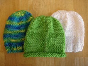 knitted baby hats lickety-split baby hats tbmdryf