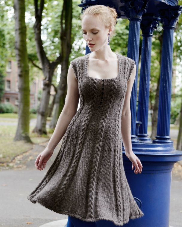knitted dress find this pin and more on knit/crotchet. vtjxeoy