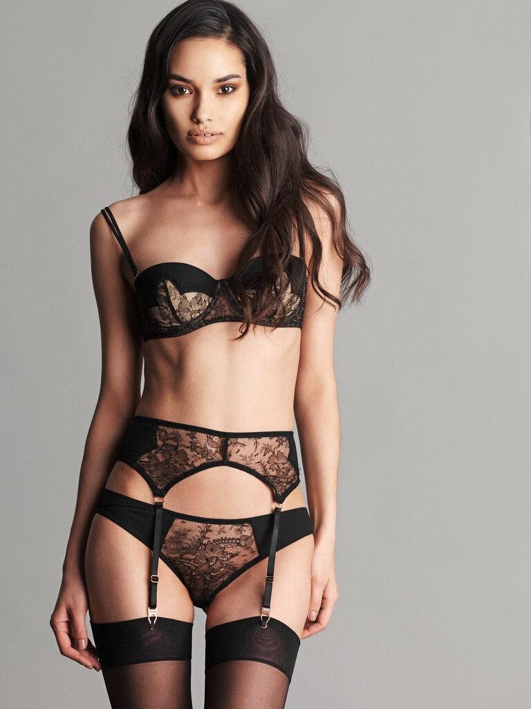 lace lingerie freolic ss16 sophia strapless tinaguj