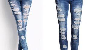 ladies jeans 2045 new 2017 hot fashion ladies cotton denim pants stretch womens bleach wghhtpy