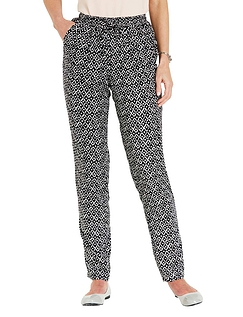 ladies trousers viscose print trousers offer ckazsll
