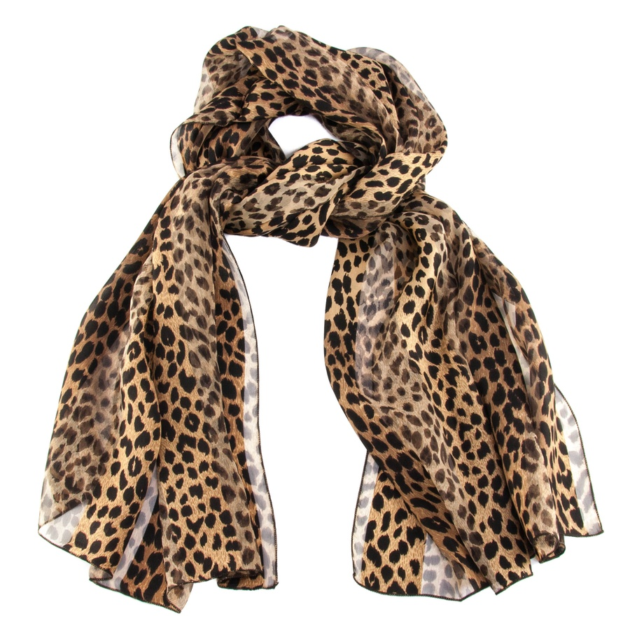 leopard scarf leopard scarves with open end zmoazic