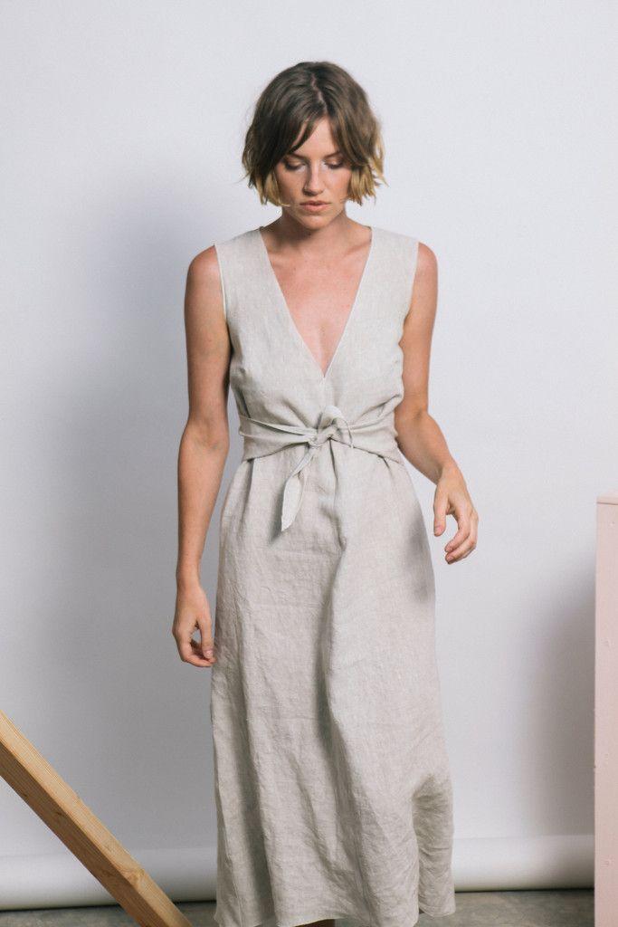 linen dresses inspiration: elizabeth suzann june dress more pxsildo