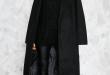 ... long black coat ... lqpyyru