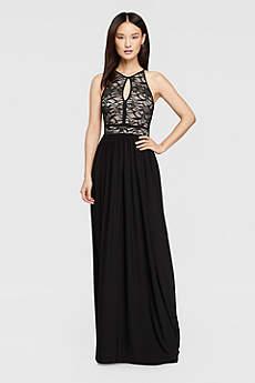 long formal dresses long a-line halter prom dress - morgan and co hujuzlo