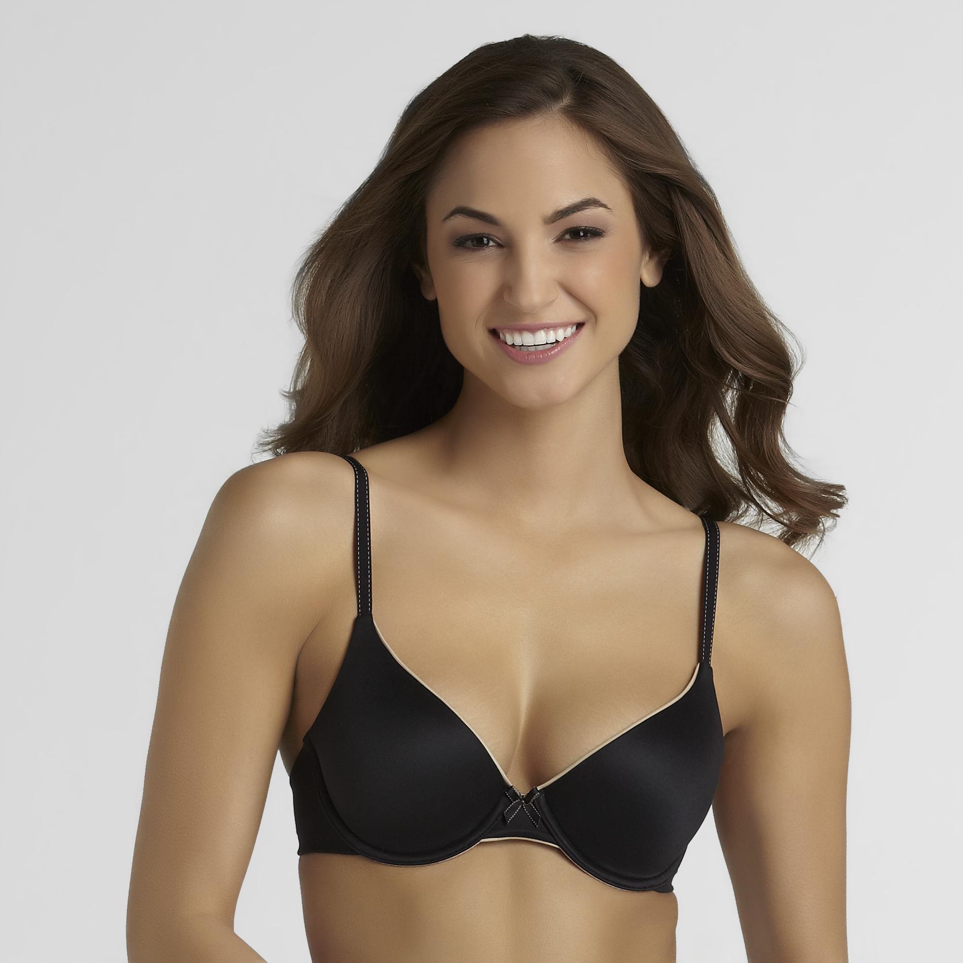 maidenform bras maidenform womenu0027s comfort devotion demi bra - 09402 oxelspv