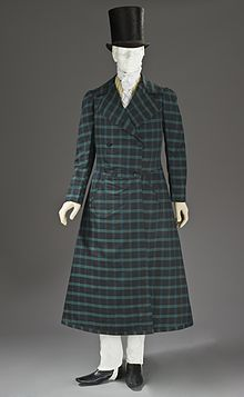 manu0027s wool and silk twill frock coat, france, 1816-1820. los angeles county jqewvmj