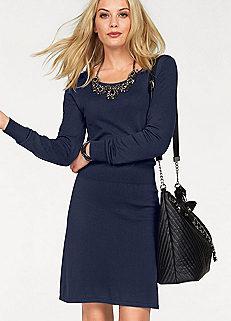 melrose knitted dress cxltuoc