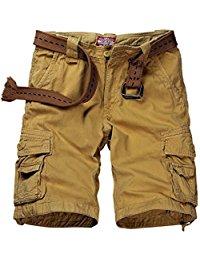 mens cargo shorts match menu0027s twill cargo shorts moscrhe
