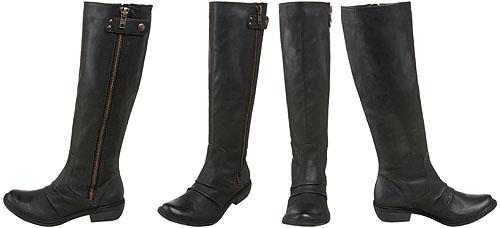mia boots mia2 knee high black boots syhgnoc