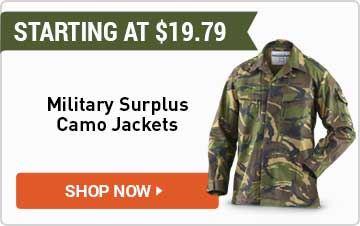 military jackets ... u.s. military surplus menu0027s multicam anorak jacket · camo jackets qxvshle