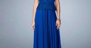 mother of the bride dresses la femme evening 23085 blue mother of the bride dress vpfgjkr