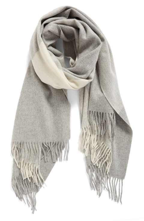 nordstrom collection plaid cashmere scarf tlhtvnn