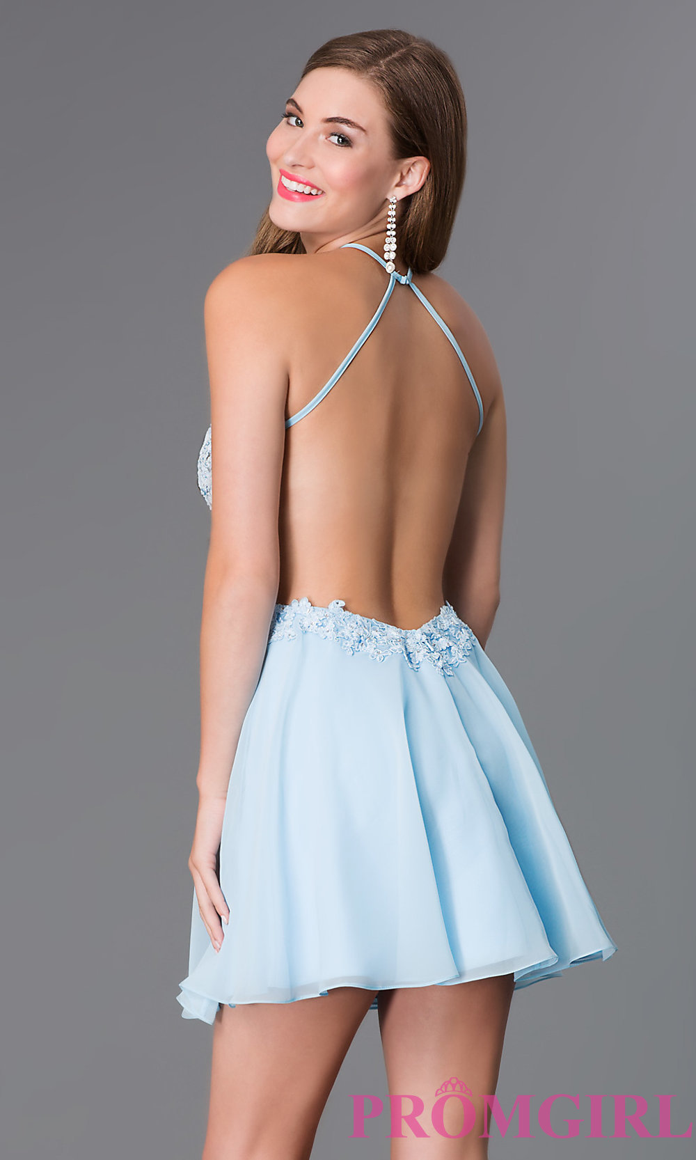 open back dresses ... open back dress style: hover to zoom tlfwamg