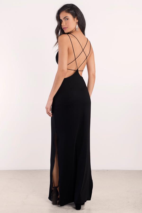 open back maxi dress final sale kjnfxji