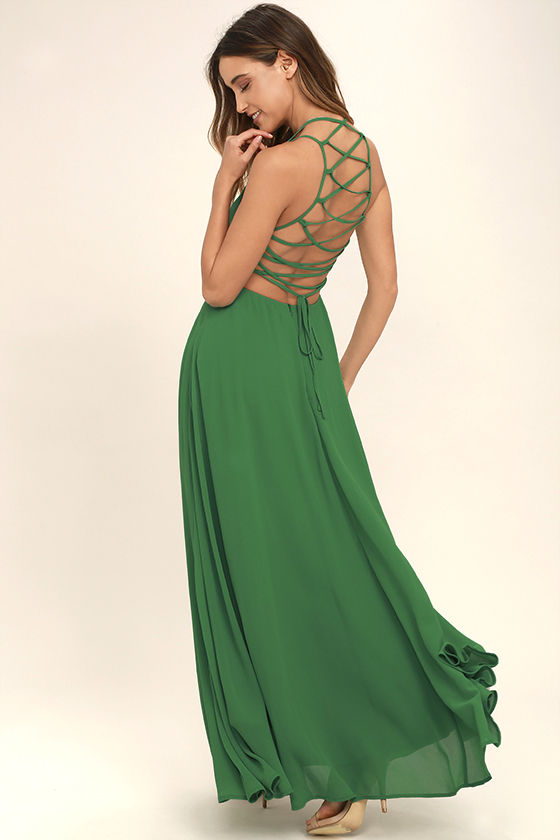 party dresses for women strappy to be here green maxi dress 1 jlknyhz