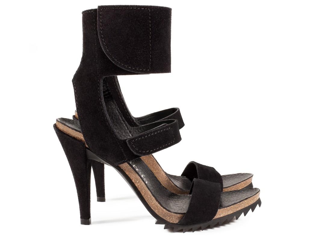 pedro garcia shoes pedro garcia high heel sandals yarden in black suede udibqxw
