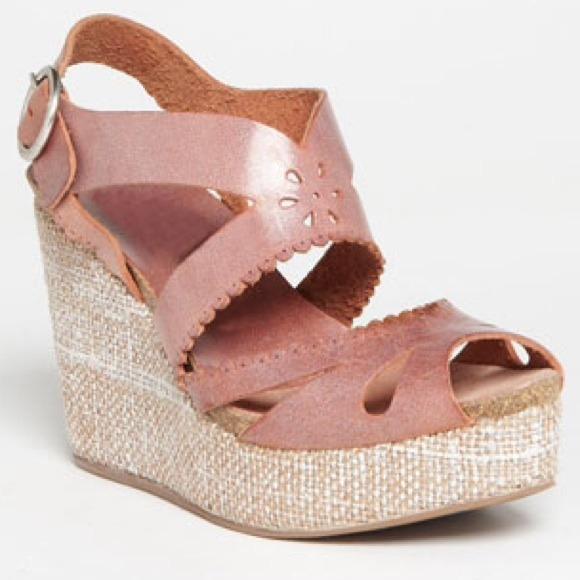 pedro garcia shoes pedro garcia marta wedge sandal. 4 1/2 klnfijo