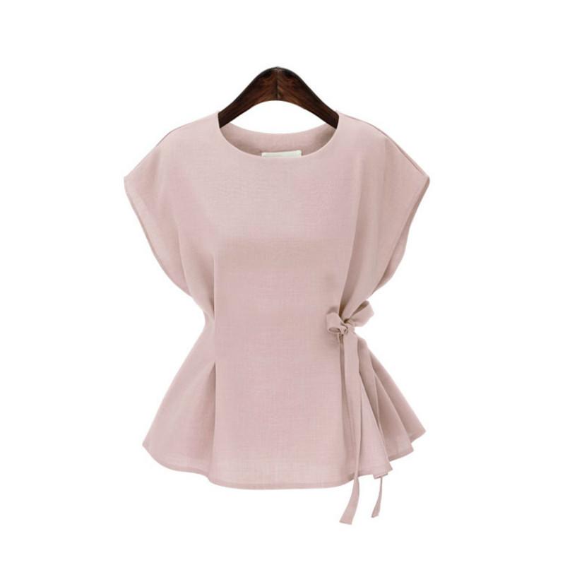 peplum tops plus size summer tops vintage sleeveless women blouses 2017 solid peplum top dzxattq