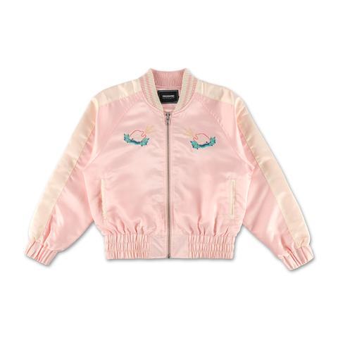 pink jacket womens souvenir jacket in pink rvvegaf