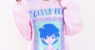 prettyboy pink sweater prettyboy pink sweater lijelnz