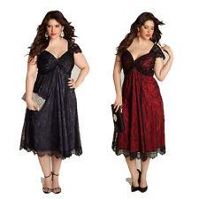 plus size gothic clothing women sexy v-neck lace dress loose casual plus size gothic dresses clothing kifrxpu