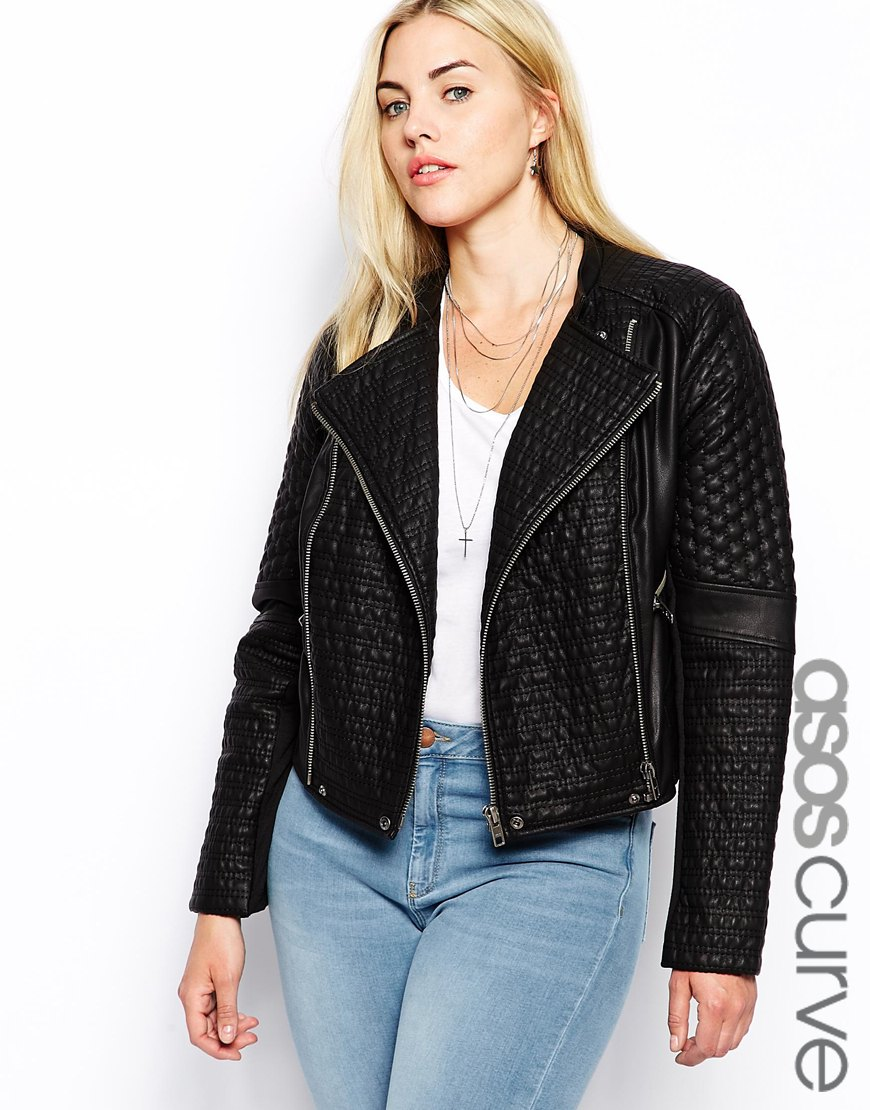 plus size leather jacket on my radar: plus size leather jackets (faux too) for fall spoixel