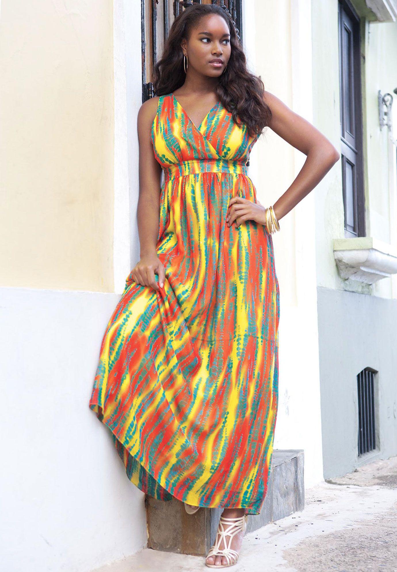 plus size sun dresses the long and short of plus size summer dress trends qqjqbju