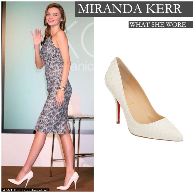pointed toe pumps ... christian louboutin pointed-toe pumps grey metallic leather ... bselbec