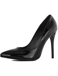 pump shoes dailyshoes womenu0027s classic fashion stiletto pointed toe pairs-01 high heel  dress pump qmtvhab