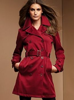 red trench coat one can do wonders with the help of red in clothing to create jdqutwh
