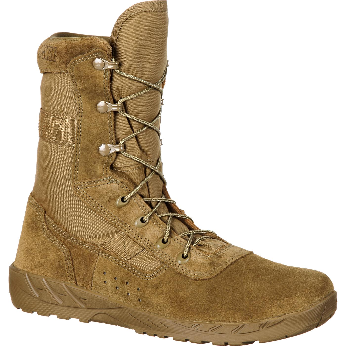 rocky boots rocky c7 cxt lightweight commercial military boot, , large tjkaeol