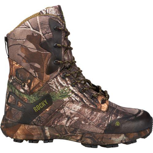 rocky menu0027s broadhead trail hunting boots | academy wwkuqur