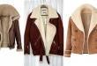 shearling coats shearling coat via esther au · shearling-coats-winter-style liupvnu