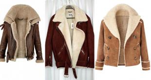 shearling coats shearling coat via esther au · shearling-coats-winter-style liupvnu